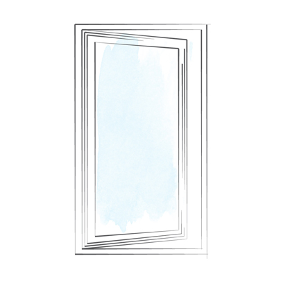 window casement inswing